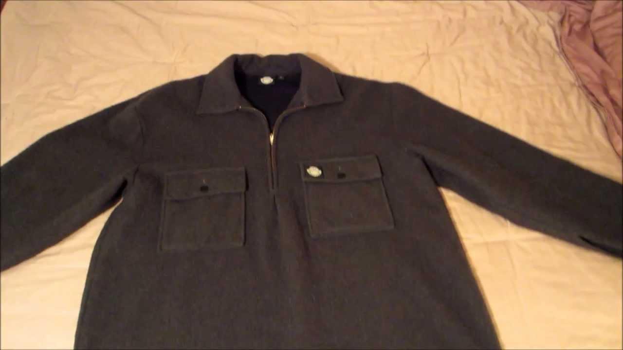 Swanndri Ranger Wool Bush Shirt Youtube