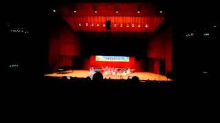 2015聖家學校演出夏威夷草裙舞