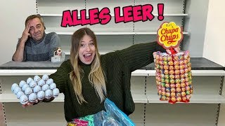 Ich kaufe einen KIOSK komplett LEER !! 😱   Bibi