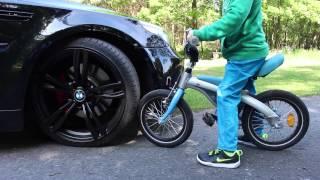 BMW Kidsbike vs BMW 545i(, 2014-05-18T17:49:18.000Z)
