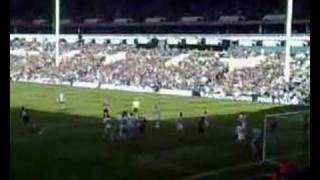 Geremi free kick vs Spurs