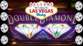 ★DOUBLE OR NOTHING!★ DOUBLE DIAMOND SLOT MACHINE $4.50 BET✦LIVE PLAY✦LAS VEGAS SLOTS!