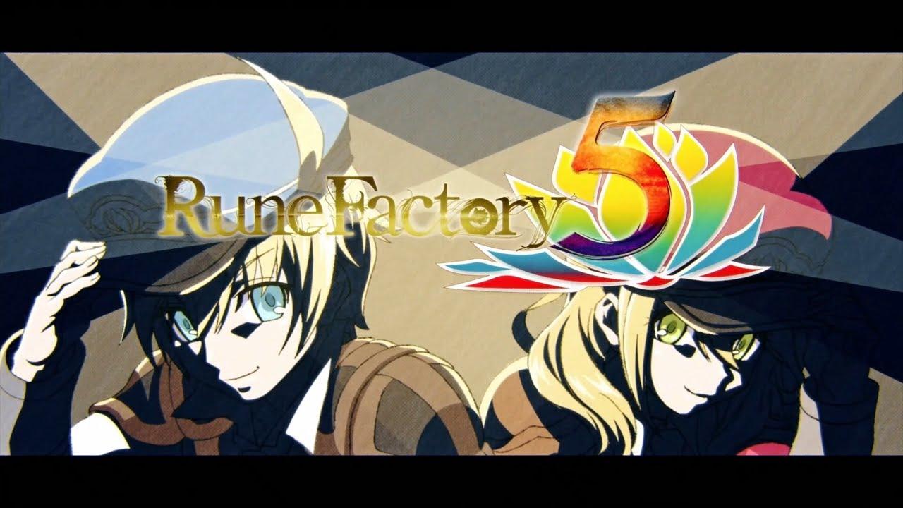 【歌詞付き】ルーンファクトリー5 オープニング(Rune Factory 5 Opening)