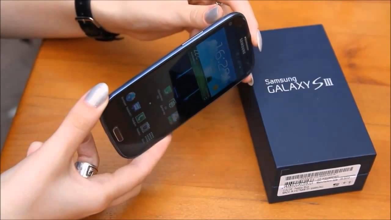 Смартфон Samsung Galaxy S3 i9300. Купить телефон Самсунг ...
