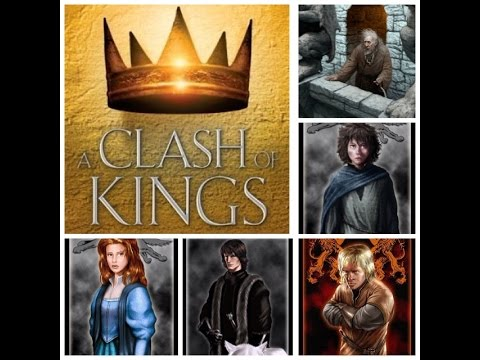 ASOIAF:  A Clash of Kings Re-Read Project***Part 1***