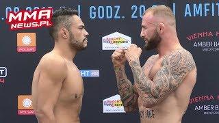 Babilon MMA 9: Rywal Piotra Niedzielskiego przekroczył wagę aż o 3 kg