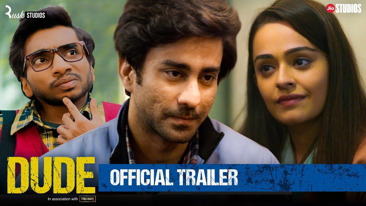 Download DUDE - Official Trailer | Ambrish Verma, Apoorva Arora, Chote Miyan | Web Series