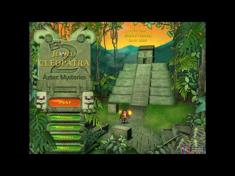 [Sample] Jewels of Cleopatra 2: Aztec Mysteries (2009, PC)