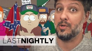 South Park And Radical Centrism ( LAST NIGHTLY №75)