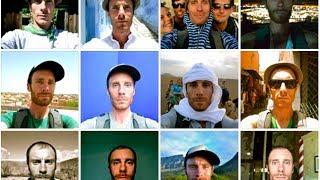 365 Selfies Around the World