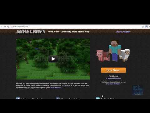 [EL1] Come Scaricare MineCraft & Presentazione Canale