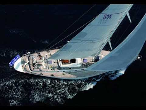 Charter sailing yacht Callisto in Greece.wmv