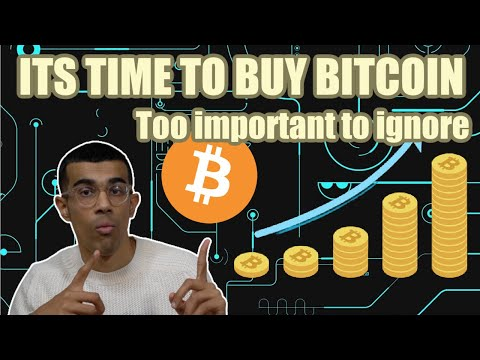 WHY YOU SHOULD BUY BITCOIN NOW - Beginners Guide To Bitcoin