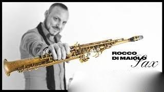 Rocco Di Maiolo Sax - Sunset Remix live studio