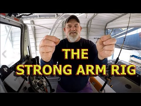 MY STRONG ARM RIG - Saltwater Fishing Tech