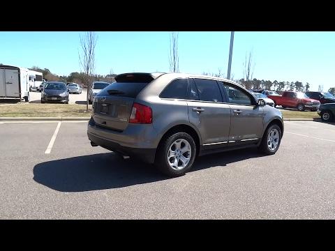 2013 Ford Edge Wilson, Rocky Mount, Goldsboro, Tarboro, Greenville, NC FB79415