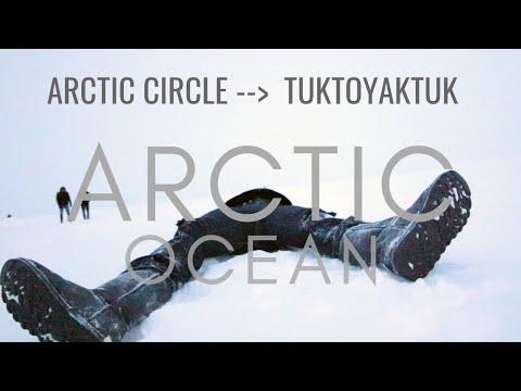 UNEXPECTED...ARCTIC LIFE | Ep 3 Arctic Circle to Tuktoyaktuk, B.C.