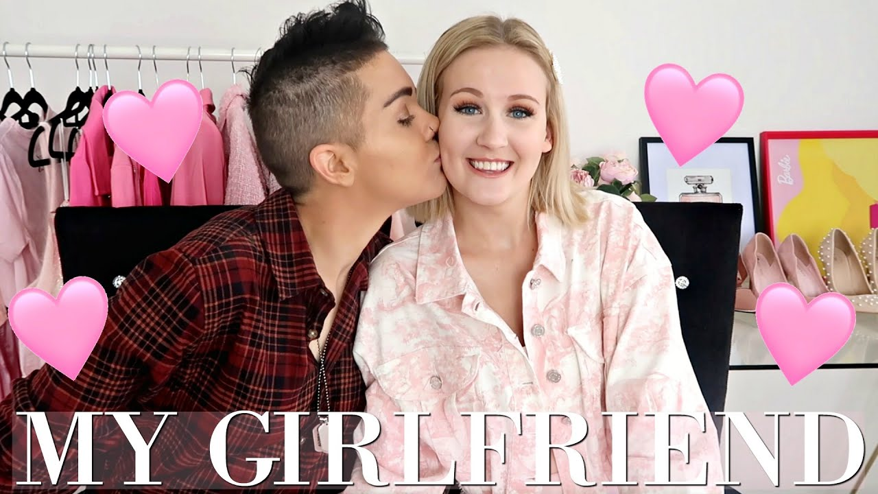 Meet my gf (we asking eachother questions) - YouTube
