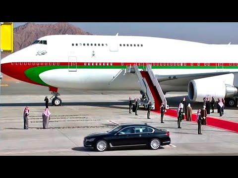 United Arab Emirates, Bahrain, Oman, Kuwait and Qatar Aircraft Arrivals in Saudi Arabia