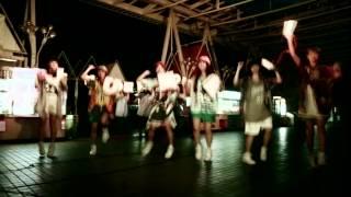 "lyrical school ""ワンダーグラウンド""MV thumbnail"