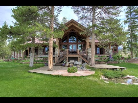 Whiskey Jack Ranch, Tabernash, Colorado, Luxury Ranch for Sale