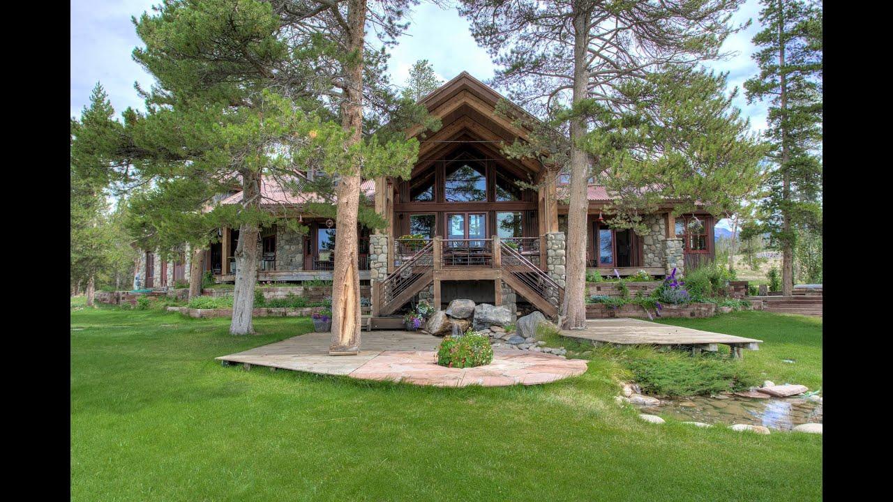 Whiskey Jack Ranch Tabernash Colorado Luxury Ranch For
