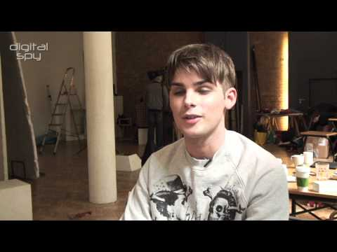 'Hollyoaks' Kieron Richardson wants Ste and Brendan to marry