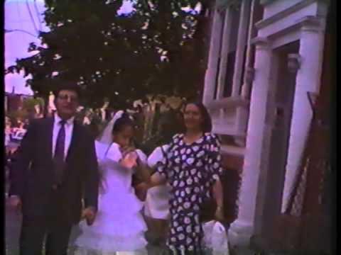 After Martizas Communion 1989