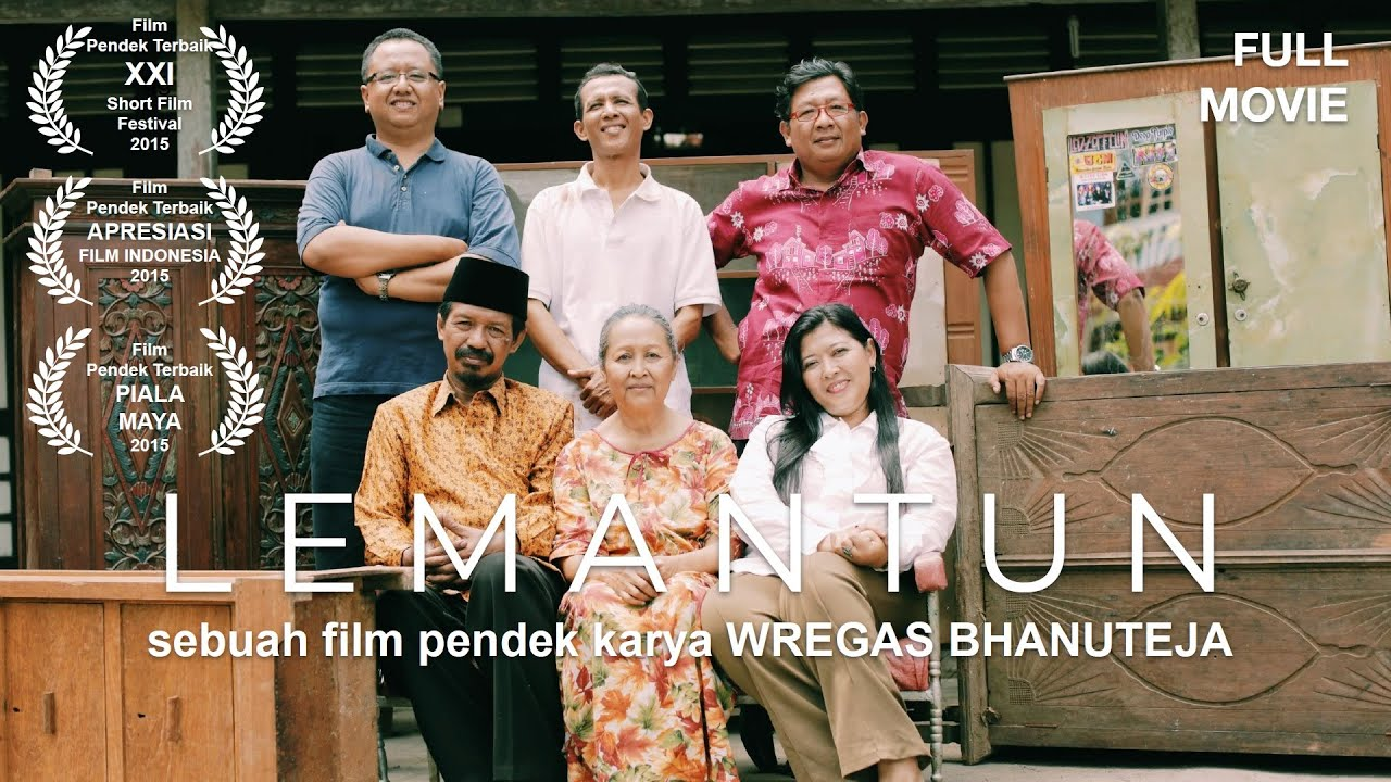 LEMANTUN (2014) - Film Pendek Karya Wregas Bhanuteja - Full Movie - YouTube