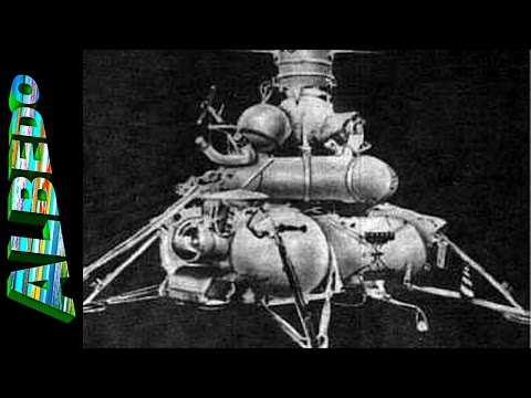 Luna 16 and Luna 17 from Space Probes by ALBEDO. New Age Space Music.