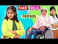 - FAKE vs REAL FRIENDS - FRIENDSHIP | MyMissAnand
