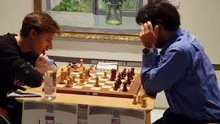 Dubov vs Nakamura brilliant opening prep by Dubov