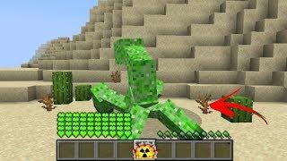 จะเป็นอย่างไร? ถ้าเรา กลายเป็น มิวแทนส์ ครีปเปอร์ 1วัน!? ในโลกมายคราฟ!! | Minecraft