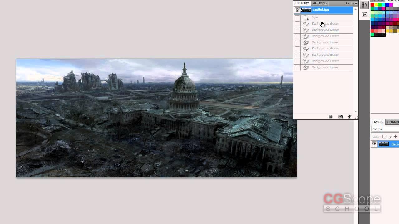 7 урок - Эксперт в Photoshop за 30 дней