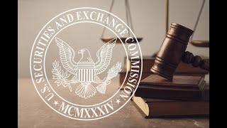 SEC, 법원에 리플 측 증인 6명 퇴출 요청