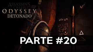Assassin'S Creed Odyssey | Detonado #20 Dublado Em Português Pt Br (Playstation 4)