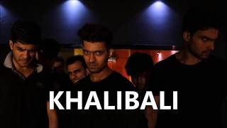 Khalibali dance choreography | Padmaavat Ranveer singh| Vicky and Aakanksha