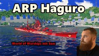 World of Warships LP mit Sam ~ Tier VII - ARP Haguro [German/Folge12]