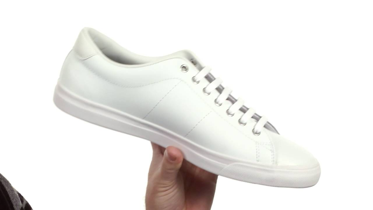 Fred Perry Underspin Leather SKU