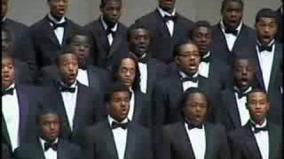 Morgan State Univ. Choir - Ezekiel Saw The Wheel