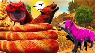 MINHA FILHA ME ODEIA POR QUE SOU NEGRO! CACHORRRO JURÁSSICO! Dinossauro ARK DINOSAUR STORIES