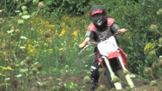 Honda 85cc 2 stroke Dirt bike