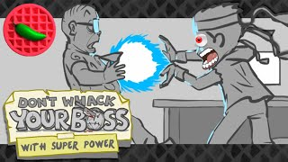Working Class Anti-Hero -- Whack Your Boss 2: Super Hero (All 13 Ways) (Super Powers)