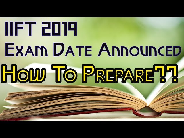 Which book will be best for IIFT exam preparation?