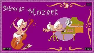 Mozart para bebés. Efecto Mozart para desarrollar la inteligencia de tu bebé. Babies go Mozart
