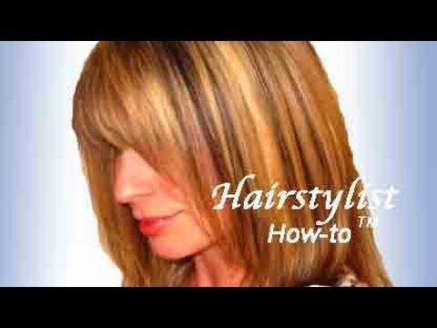 Highlights and lowlights on my own hair hair tutorial youtube highlights and lowlights on my own hair hair tutorial solutioingenieria Gallery