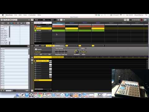 Maschine Beatmaking - Truncate, Soul Sampling, Slicing & Mixing down in Maschine