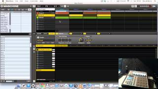 Maschine Beatmaking - Truncate, Soul Sampling, Slicing & Mixing down in Maschine