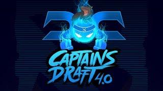 Dota 2 Captains Draft 4.0 Lan Trailer