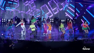 [4K] 181003 이걸스 E-girls @ ASIA SONG FESTIVAL By Sleeppage.